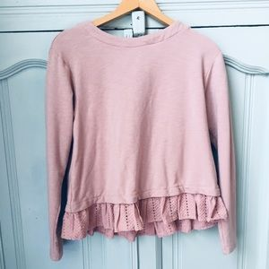 Altar'd State Pink Sweater